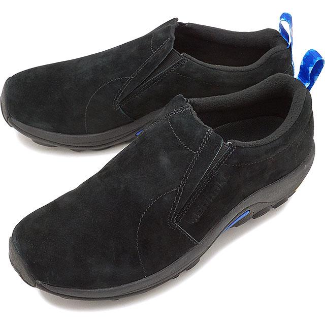 MERRELL メレル メンズ MENS JUNGLE MOC ICE+ ジャングルモック アイスプラス BLACK 靴 (37827 FW17)【コンビニ受取対応商品】