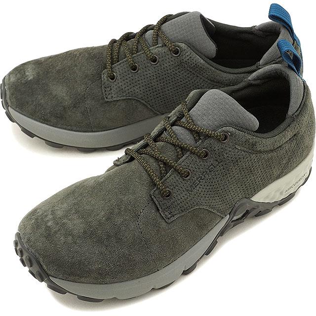 【即納】MERRELL メレル メンズ MENS JUNGLE LACE AC+ ジャングルレース エアークッションプラス BELUGA 靴 (92023 FW17)【e】【コンビニ受取対応商品】