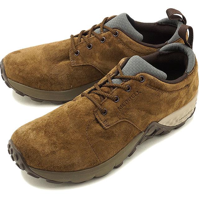 【即納】MERRELL メレル メンズ MENS JUNGLE LACE AC+ ジャングルレース エアークッションプラス DARK EARTH 靴 (91717 FW17)【e】【コンビニ受取対応商品】