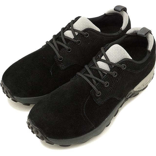 【即納】MERRELL メレル レディース WMNS JUNGLE LACE AC+ ジャングルレース エアークッションプラス BLACK 靴 (00832 FW17)【e】【コンビニ受取対応商品】