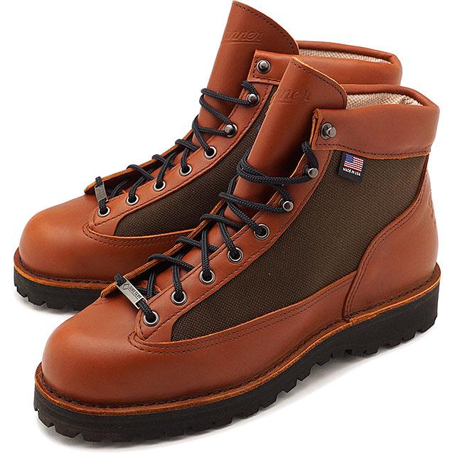 【即納】Danner ダナーライト DANNER LIGHT ダナー ライト メンズ ブーツ CEDAR BROWN 靴 [30457 FW17]