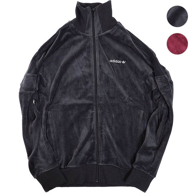 adidas Adidas originals apparel men jersey CHALLENGER84 VELOUR TRACK TOP challenger 84 velour truck top Adidas originals adidas Originals (BR2284
