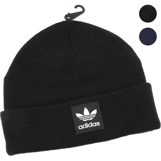 30e617b44 adidas Adidas knit cap LOGO BEANIE logo beanie Adidas originals adidas  Originals (BR2601 BR2614 FW17 ...