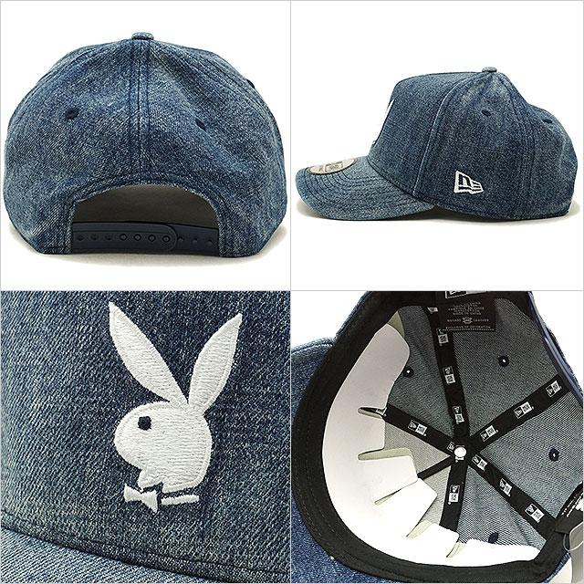 9549fe4a ... low price newera new gills cap new era 9forty a frame playboy playboy  snapback baseball cap