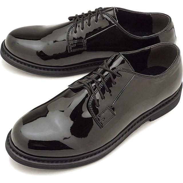 【5%OFFクーポン対象品】Guranisuta グラニスタ エナメルシューズ POLICEMAN SHOES ポリスマンシューズ BLACK ブラック 靴 [GR-KC2527]