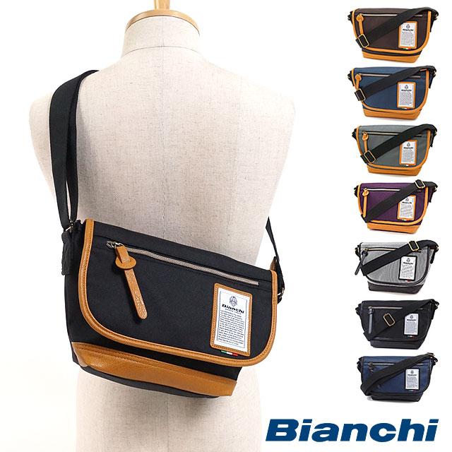 Bianchi Bag Nbtc 35 Dualtex Mens Las Messenger Mini Book