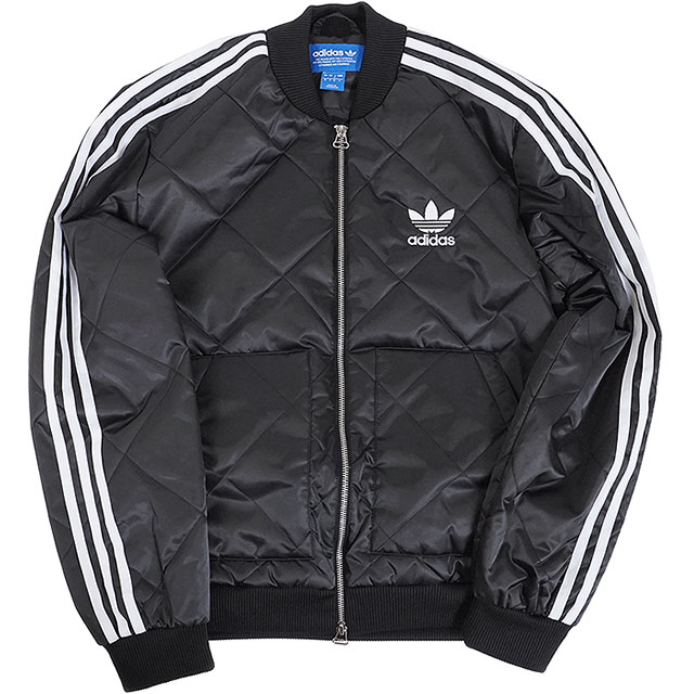 fa7cf9587178 adidas Adidas originals apparel men nylon jacket SST QUILTED JACKET  superstar kill Ted jacket Adidas originals adidas Originals (BS3020 FW17)