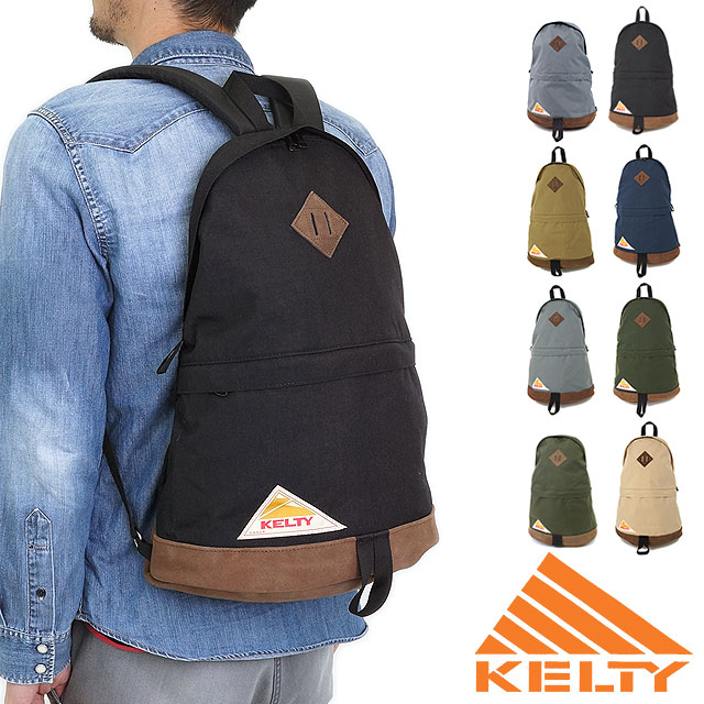 【ケルティ国内正規販売店】KELTY ケルティ リュック バッグ VINTAGE DAYPACK HD 2 ヴィンテージ デイパック ダーティー 2 バックパック [2592057] ケルティ kelty