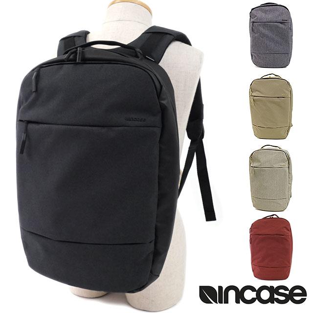【即納】【送料無料】Incase インケース バックパック Incase City Collection Compact Backpack インケース シティー コレクション コンパクト リュックサック (CL55452 CL55571 CL55506 INCO100150 SS17)【コンビニ受取対応商品】
