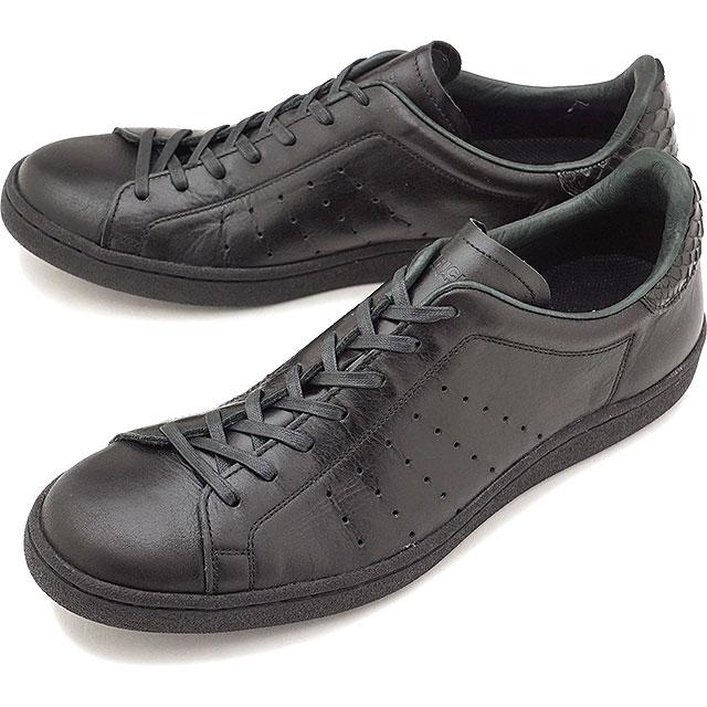 【即納】【返品送料無料】PATRICK パトリック スニーカー 靴 PUNCH+ パンチ プラス S-BLK メンズ・レディース (529801 FW17Q4)【コンビニ受取対応商品】