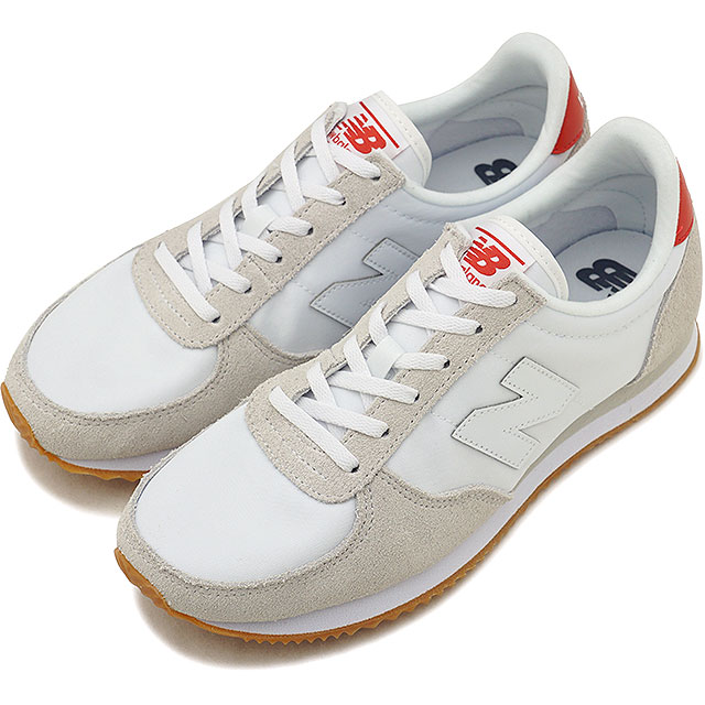 newbalance New Balance Lady's D Wise WL220 WHITE sneakers shoes (WL220VW FW18)