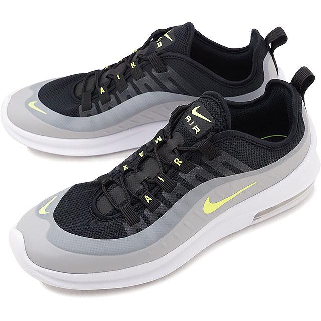 timeless design 83b15 138c2 NIKE Nike men sneakers shoes AIR MAX AXIS Air Max axis black   bolt  (AA2146-004 FW18)