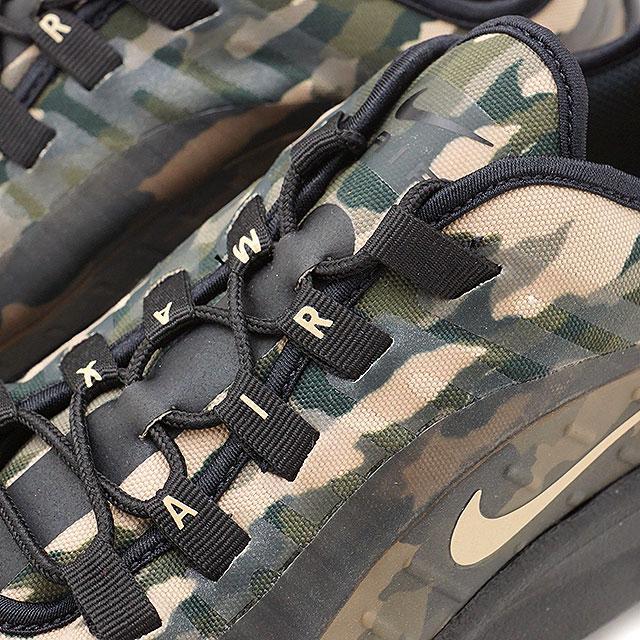 NIKE Nike men sneakers shoes AIR MAX AXIS PREM Air Max axis premium black mushrooms [AA2148 002 FW18]