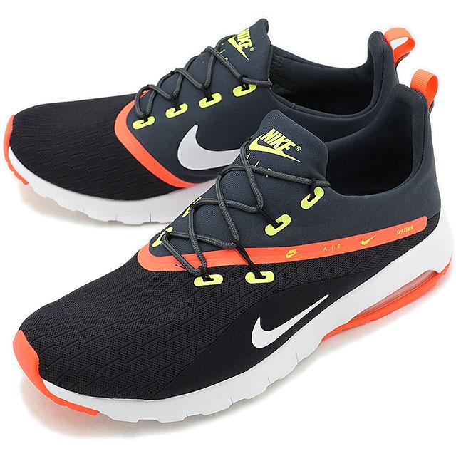 NIKE Nike men sneakers shoes AIR MAX MOTION RACER 2 Air Max motion racer 2 black white [AA2178 001 FW18]