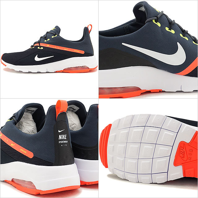 Latest Shoes Nike Air Max Motion Racer 2 Sneakers Men's
