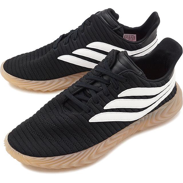 【在庫限り】adidas Originals アディダス オリジナルス Sobakov ソバーコフ メンズ スニーカー 靴 Cブラック/Rホワイト/ガム3 (AQ1135 FW18)【ts】【コンビニ受取対応商品】