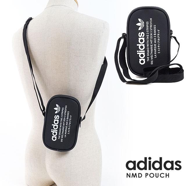 2bab3c4d4 adidas Originals Adidas originals bag porch bag NMD POUCH N M D shoulder  porch men Lady s  FJA59 DH3218 SS19  e  ts