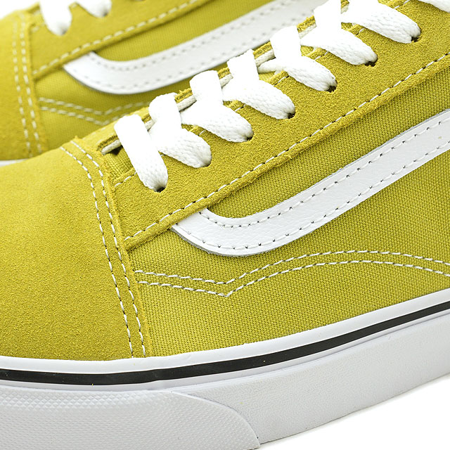 0f92780eff VANS station wagons OLD SKOOL old school vans sneakers shoes CRESS GREEN TRUE  WHITE (VN0A38G1U61 FW18)