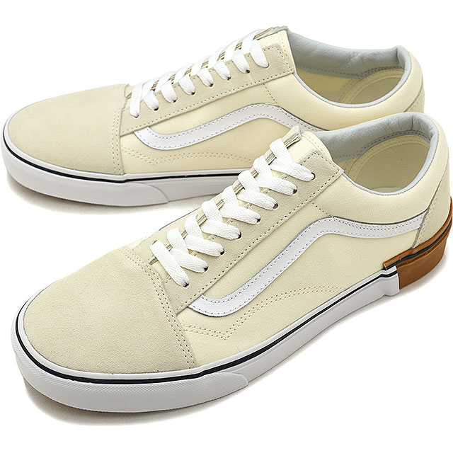 ddc573975c VANS station wagons GUM BLOCK gum block OLD SKOOL old school vans sneakers  shoes CLASSIC WHITE (VN0A38G1U59 FW18)