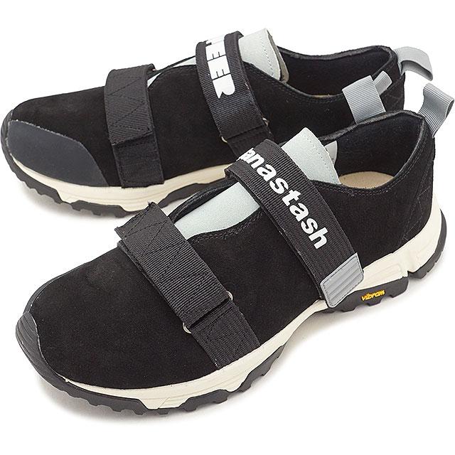 【即納】フロンティア × マナスタッシュ FRONTEER × MANASTASH アクア ソロ AQUA SOLO メンズ スニーカー 靴 Eclipse (7179097 FW18)【コンビニ受取対応商品】