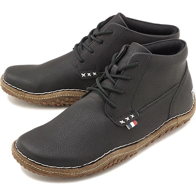 【即納】コンカラー シューズ CONQUEROR SHOES クレスト CREST メンズ スニーカー 靴 BLACK (18FW-CT01 FW18)【コンビニ受取対応商品】