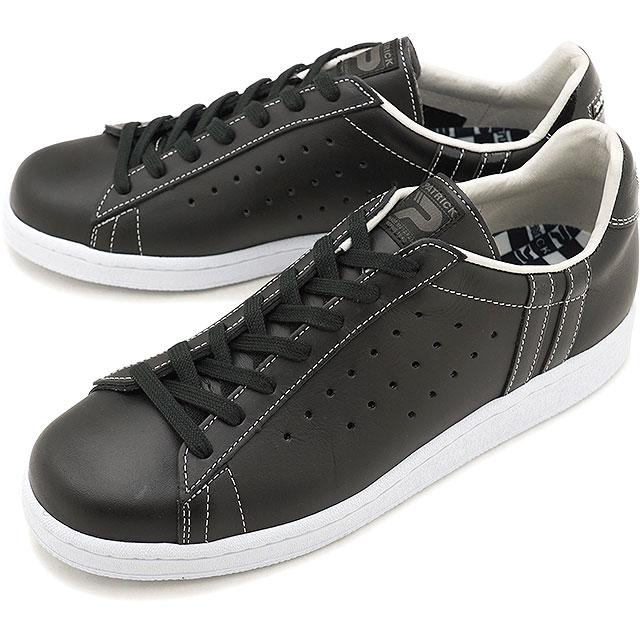 【即納】【返品送料無料】パトリック PATRICK ケベック QUEBEC メンズ レディース スニーカー 靴 ブラック E-BLK (113051 FW18)【コンビニ受取対応商品】