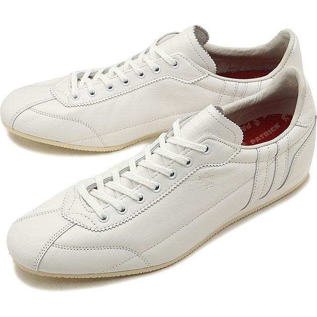 【返品送料無料】【シーズン限定】パトリック PATRICK ダチア・クラシック DATIA-CL メンズ レディース スニーカー 靴 ホワイト WHT [530660 FW18]