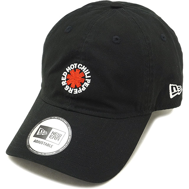 size 40 2e2af 076c2 New gills cap NEWERA Red Hot Chili Peppers logo cap 9THIRTY RHCP LOGO CAP  Red Hot ...