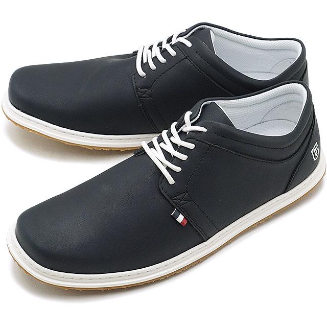 コンカラー シューズ CONQUEROR SHOES マンハッタン MANHATTAN メンズ スニーカー 靴 NAVY [168]