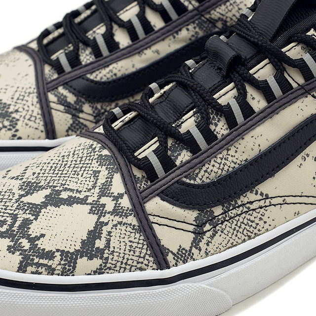 5e3c64757337 VANS station wagons NYLON SNAKE nylon snake OLD SKOOL GHILLIE old school  ghillie vans sneakers shoes FORGED IRON (VN0A3TKIUAZ FW18)