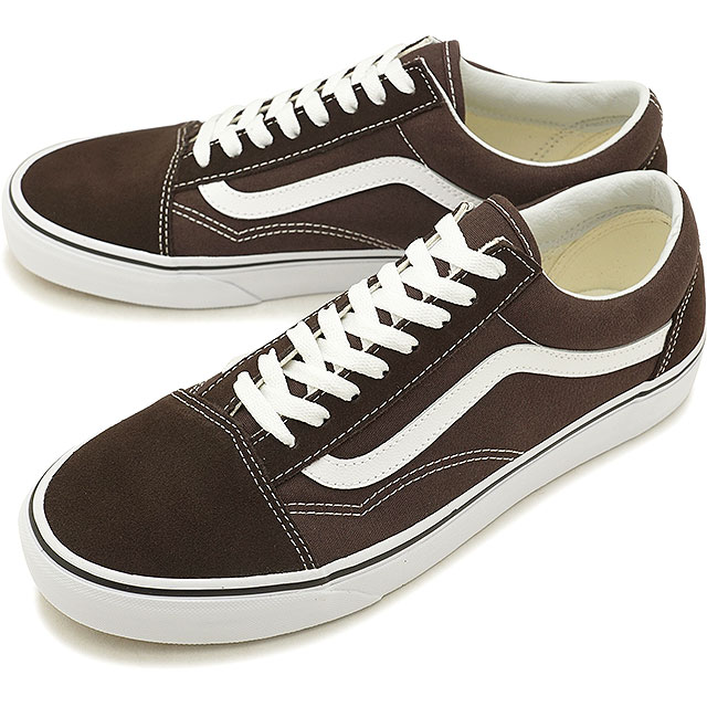bffbf6be2d2 VANS station wagons OLD SKOOL old school vans sneakers shoes CHOCOLATE TORTE TRUE  WHITE (VN0A38G1U5Z FW18)