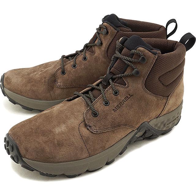 【30%OFF/SALE】メレル MERRELL メンズ ジャングルグレイリング ミッド エーシープラス M JUNGLE GRAYLING MID AC+ エアクッション コンフォートシューズ スニーカー 靴 ESPRESSO [95291 FW18][ts][e]