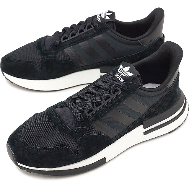 adidas Originals Adidas originals ZX 500 RM Z X 500 RM men sneakers shoes C black R white C black (B42227 FW18)