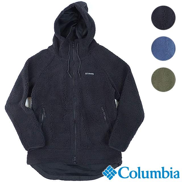 mischief: Columbia Colombia men boa fleece zip up parka M ...