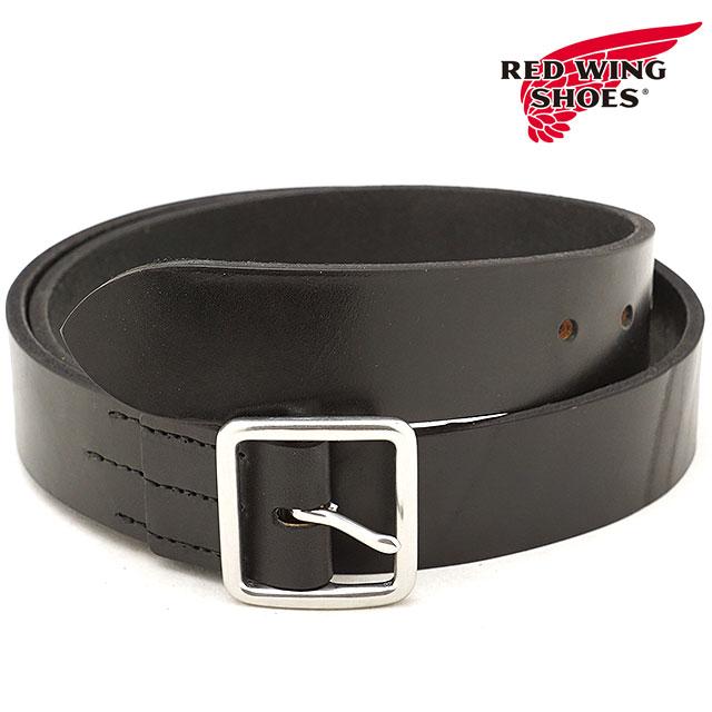 【即納】REDWING レッドウィング #96564 レザーベルト 40mm幅 Leather Belt メンズ Black [96564 FW18]