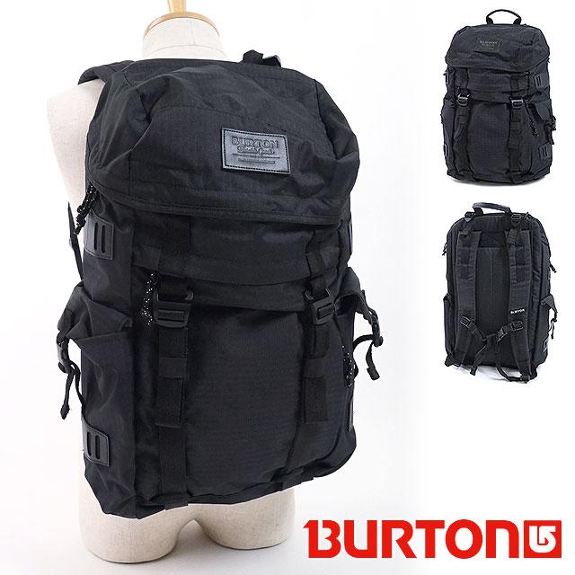 Burton BURTON annex pack rucksack backpack day pack ANNEX PACK men gap Dis  outdoor TRUE BLACK TRIPLE RIPSTOP (13655100 FW18)