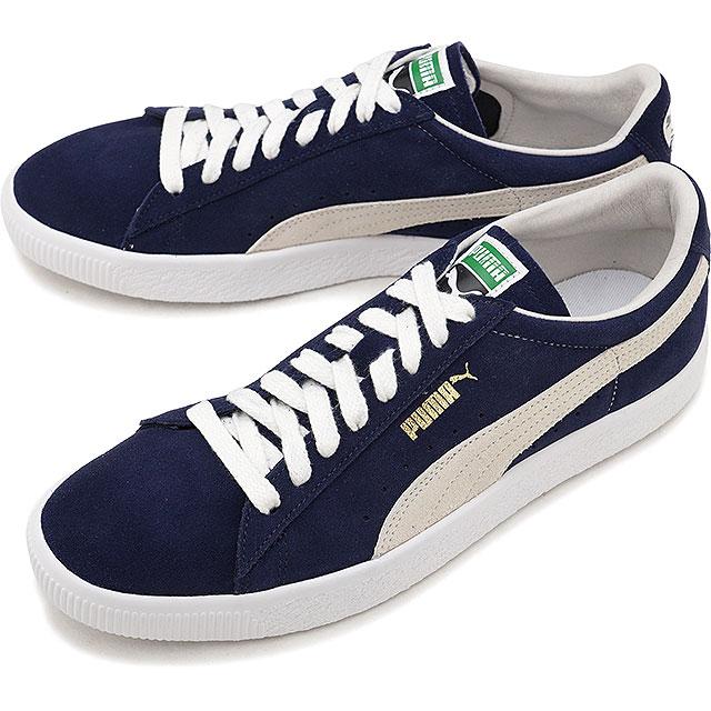【即納】プーマ PUMA スエード 365942 SUEDE 90681 メンズ スニーカー 靴 PEACOAT [365942-10 FW18]