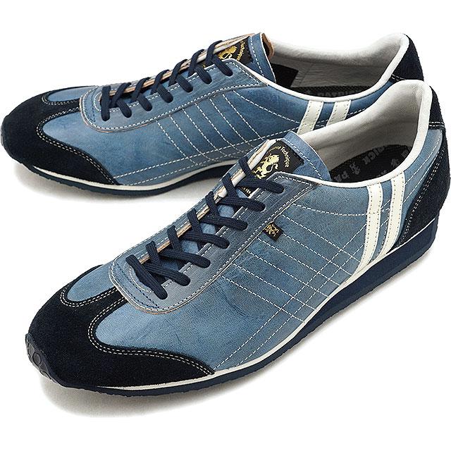 【即納】【返品送料無料】パトリック PATRICK アイリス・ホース IRIS-HS メンズ レディース スニーカー 靴 ネイビー NVY (530632 FW18)【コンビニ受取対応商品】