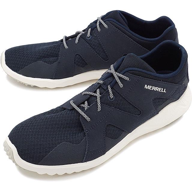 wide varieties great discount elegant shape MERRELL メレルメンズスニーカー shoes MENS 1SIX8 MESH 1 six 8 mesh NAVY [92045  FW17][e][ts]