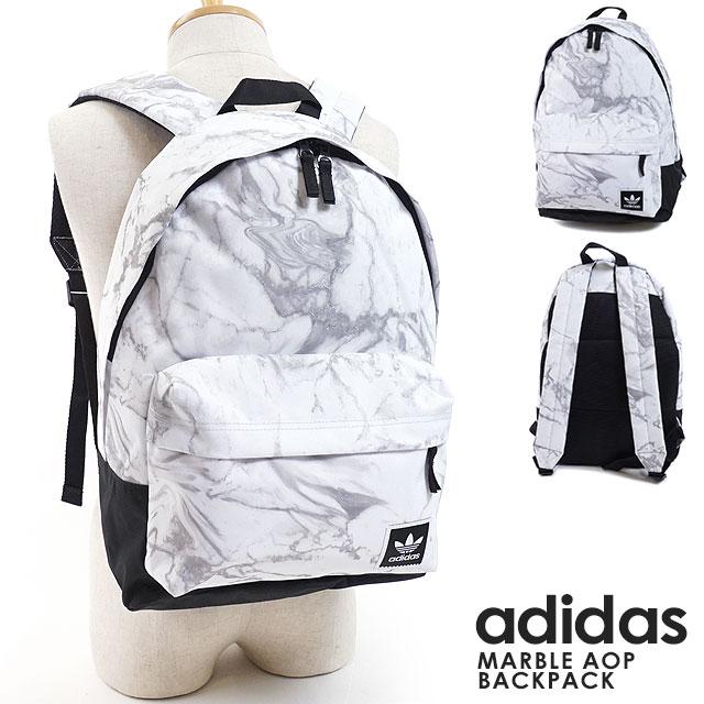 7ed5969df3 adidas Originals Adidas skateboarding bag MARBLE AOP BACKPACK marble AOP backpack  rucksack day pack men Lady s (FJZ93 DH2570 FW18)