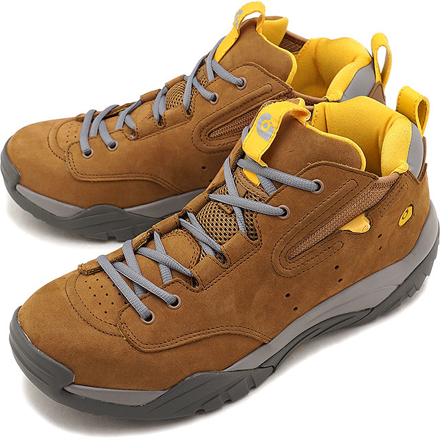 【即納】gravis グラビス RIVAL ライバル スニーカー 靴 メンズ GINGER/GRAY [5020 FW18]