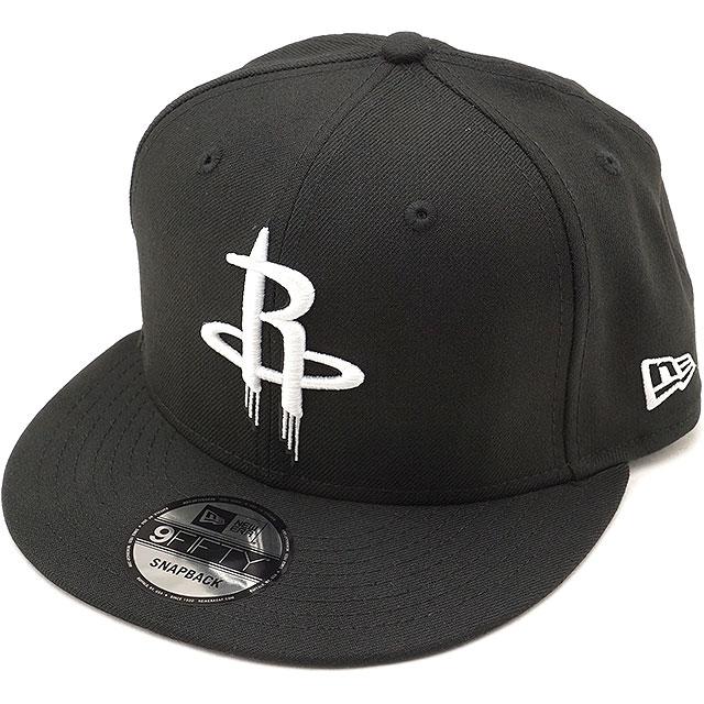half off 89b11 e1567 New gills cap NEWERA NBA Houston Rockets 9FIFTY HOUROC LOGO snapback hat  men gap Dis black ...
