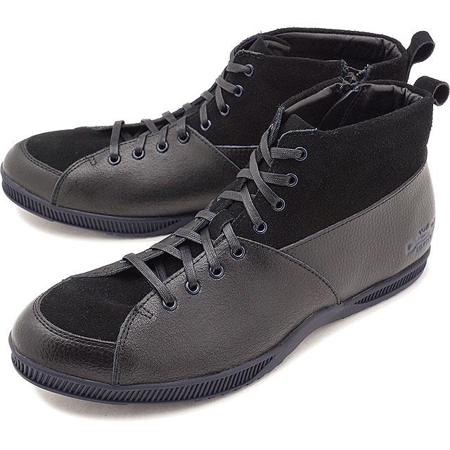 【5%OFFクーポン対象品】トップセブン TOP SEVEN TS-5520 アウトドデザイン ラグジュアリー スニーカー BLK/BLU メンズ 靴 [FW18]