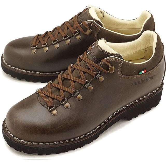 ザンバラン Zamberlan メンズ ガーデナローNW ガーデナローNW イタリア製 マウンテンブーツ トレッキング ハイキング 登山靴 DARK BROWN ブラウン系 [1120004441 ]