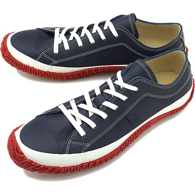 【返品送料無料】スピングルムーブ SPINGLE MOVE SPM-101 スピングル ムーヴ SPM101 NAVY/RED 靴