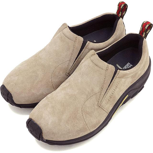 【即納】メレル ジャングルモック ウィメンズ レディース MERRELL JUNGLE MOC WMNS TAUPE 靴 [60802][e]