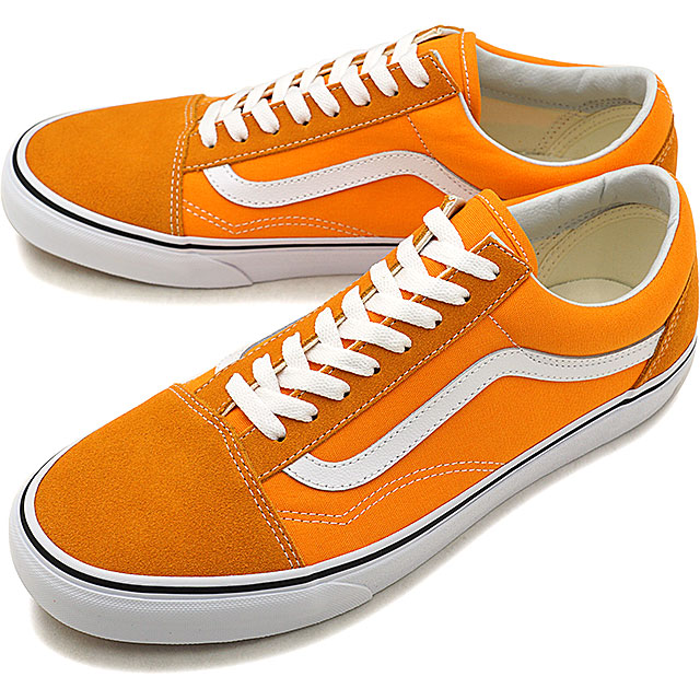 58f224f8f8 Vans VANS old school OLD SKOOL men gap Dis sneakers shoes D.CHEDDAR T.WHITE  (VN0A38G1UKU HO18)