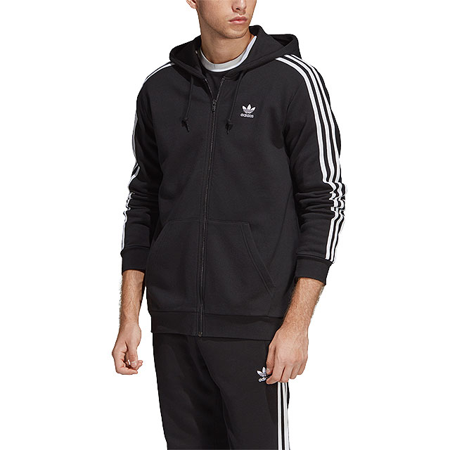 adidas hoodie full zip