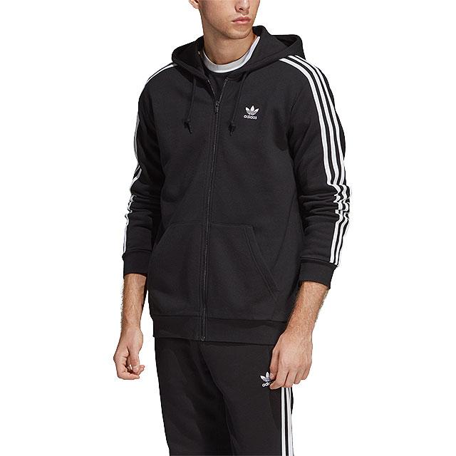 adidas 3 stripe sweatshirt mens