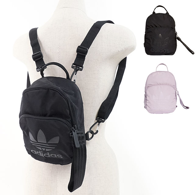 af808fc33f Adidas originals adidas Originals mini ruck case BACKPACK XS  トレフォイルバックパックデイパックレディース bag (FTZ93 DV0212 DV0213 SS19)